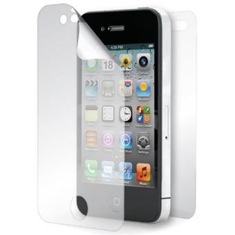 Griffin Protector de pantalla frontal y trasero para iPhone 4