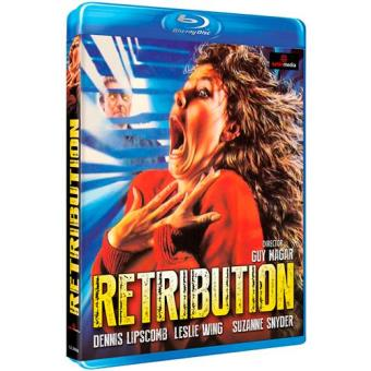 Retribution - Blu-Ray