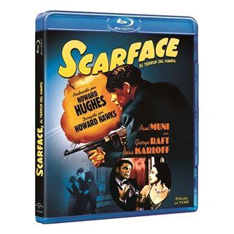 Scarface, el terror del hampa V.O.S. - Blu-Ray