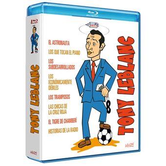 Pack Tony Leblanc - 8 Películas - Blu-Ray