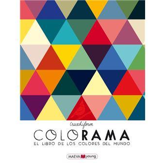 Colorama - El libro de los colores del mundo