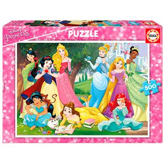 Puzzle Princesas Disney Educa