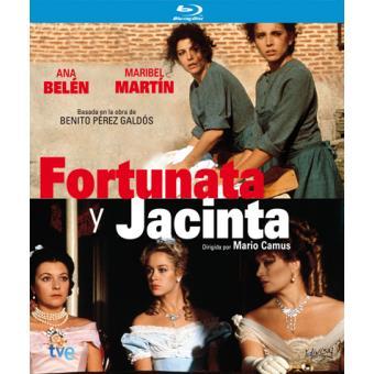 Pack Fortunata y Jacinta  Serie Completa - Blu-Ray