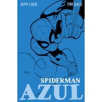 Spiderman: Azul