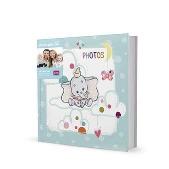 Álbum de Fotos Disney Dumbo con 200 bolsas y multicolor - Erik
