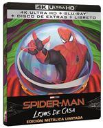 Spiderman: Lejos de casa - Steelbook - UHD + Blu-Ray