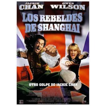 Los rebeldes de Shangai - DVD