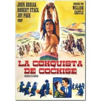 La conquista de Cochise - DVD