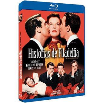 Historias de Filadelfia -- Blu-Ray