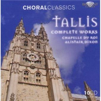 Tallis - Complete Choral Works
