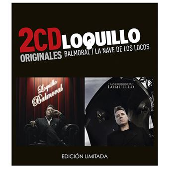 Balmoral / La Nave de los Locos - 2 CDs