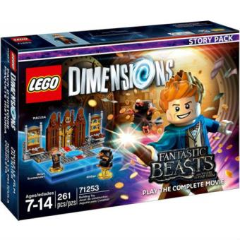 LEGO Dimensions Story Pack: Animales fantásticos