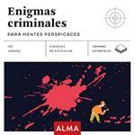 Enigmas criminales para mentes