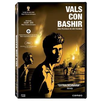 Vals con Bashir - DVD