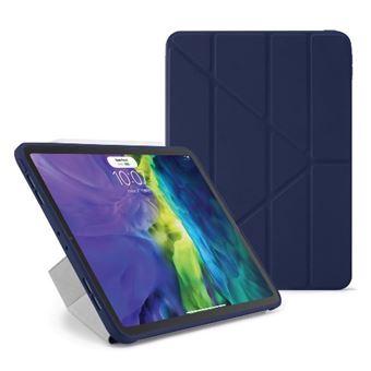 Funda Pipetto Origami Azul para iPad Air 4 10,9''