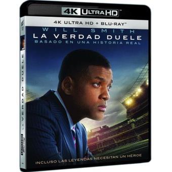 La verdad duele - UHD + Blu-Ray