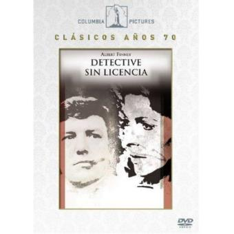 Detective sin licencia - DVD