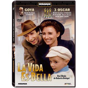 La vida es bella - DVD