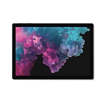 "Microsoft Surface Pro 6 12,3"" i7 8GB 256GB SSD Plata"