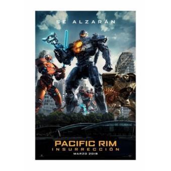Pacific Rim Insurrección - DVD