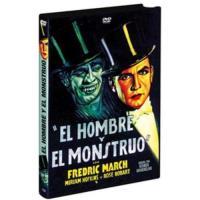 El hombre y el monstruo - DVD