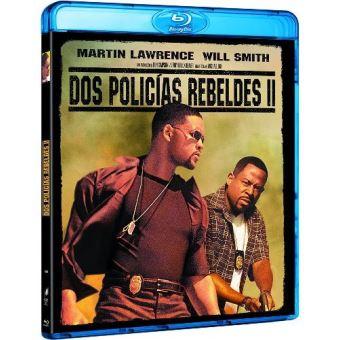 Dos policías rebeldes 2 - Blu-Ray