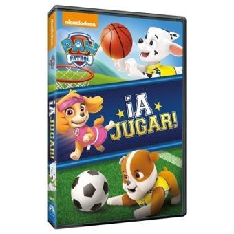 Patrulla Canina: A Jugar - DVD
