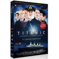 Titanic: La vida emergerá (Ed. especial) - DVD