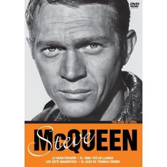 Pack Steve McQueen - DVD