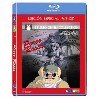 Porco Rosso - Blu-Ray + DVD