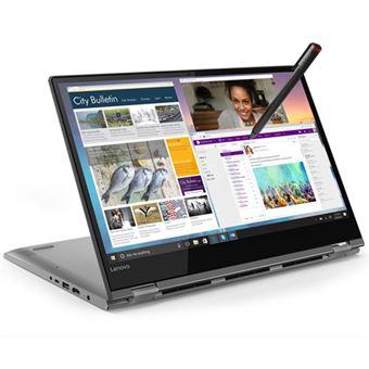 Portátil Convertible 2 en 1 Lenovo Yoga 530-14IKB 14'' Gris