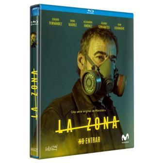 La Zona  Temporada 1 - Blu-Ray