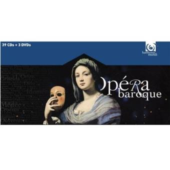 Opera Baroque (39 CD's + 3 DVD's)