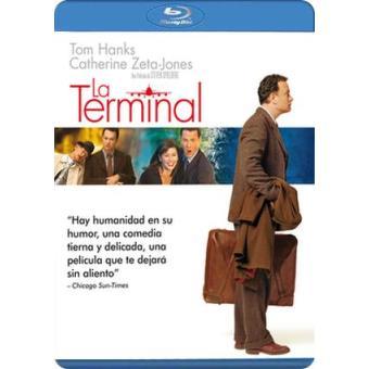 La terminal - Blu-Ray