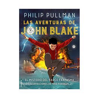 Las aventuras de John Blake 1: El misterio del barco fantasma