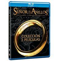 El Señor de los Anillos: La trilogía - Blu-Ray