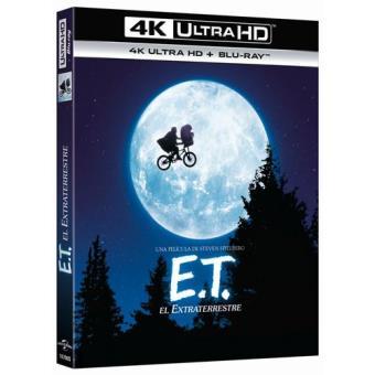 E.T. El Extraterrestre - UHD + Blu-Ray