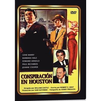 Conspiración en Houston - DVD