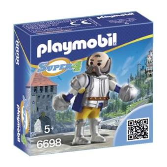 Playmobil Super 4 Guardia real Sir Ulf