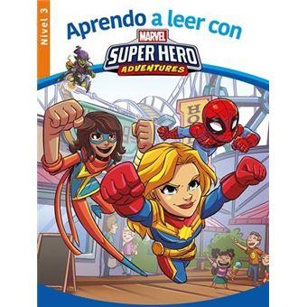 Aprende a leer con... Spider-Man nivel 3