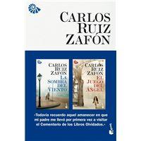 Pack Zafón Booket - La Sombra del Viento + El Juego del Ángel
