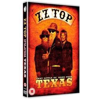 That Little Ol' Band From Texas - DVD