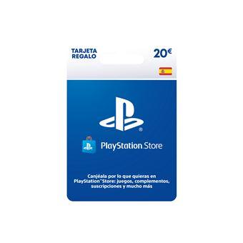 Tarjeta Prepago 20 euros PlayStation Plus
