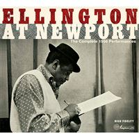 The Complete Newport 1956 Performances - 2 CD