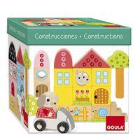 Juego de construcción 40 piezas Goula Conejito