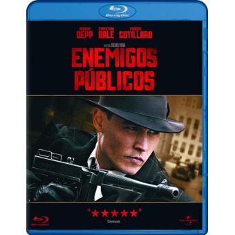 Enemigos públicos - Blu-Ray