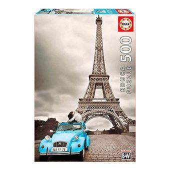 Puzzle Torre Eiffel París Educa