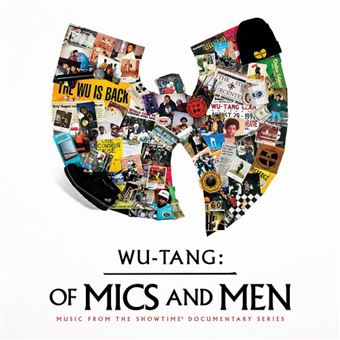 Of mics & men - Music From The Show B.S.O. - Vinilo