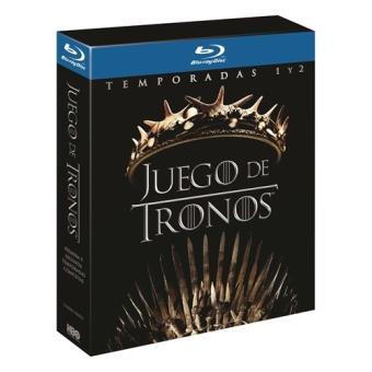 Juego de Tronos - Temporadas 1 y 2 - Blu-Ray