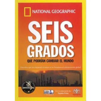 National Geographic: Seis grados que podrían cambiar el mundo - DVD